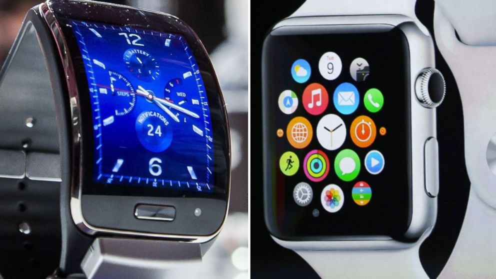 iPhone 6, Apple Watch, Note 4, Gear S — for your health ...